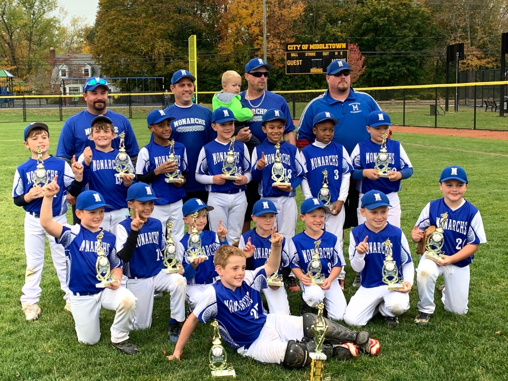 Middletown Had Champions In Baseball Softball In 2019 Middlesexcountysports Com